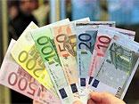 Argent: tous les billets en euros.